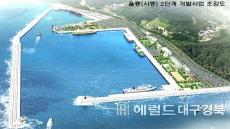 울릉(사동)항 여객부두 건설변경은 섬 주민 우롱하는 처사