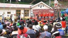 봉화 분천역 한여름 산타마을 5만2천여명 방문