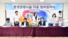 LH-문경시, 지역관광 활성화 위한 업무협약 체결