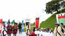천년 왕들의 축제 '신라이야기의 향연 속으로' 개막