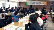 경북농협, 여성리더 대상, 우리 농업·농촌·농민 가치 교육