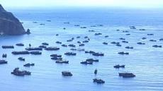 동해해경, 울릉도 근해 피항온 중국어선 응급환자 이송