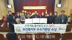 구미시, 복지 분야 전국지자체 으뜸. 11년 연속 우수 지자체 선정