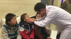 영남대병원 김용하 교수, 중국에서 의술 펼쳐