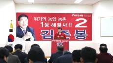 상주·군위·의성·청송  재선거 김준봉 전 한농연 중앙회장 출마선언