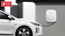 '현대산스', 아이오닉 홈 충전기 iF 디자인상 동시 수상