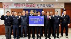 현대차 노사-울산경찰, 4월부터 100일간 '나눔순찰 빅워크'
