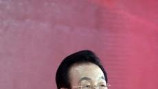 김관용, '보수 대통합' 강조…자유한국당 대통령후보 선출 전대 선방