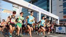2017 대구국제마라톤대회 성황리 개최…케냐 키소리오 우승