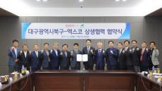 엑스코-대구 북구, 업무 협약 체결