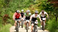 청송군수배 전국산악자전거 대회 개최