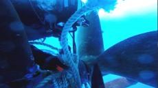 동해해경 독도해상서 선원 7명탄 표류선박 구조