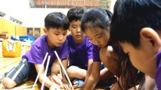 금오공대, 지역초등학생과 '2017 발명&창업캠프' 진행
