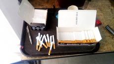영주署, 수제 담배 불법 제조·판매한 30대 검거