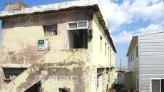 울릉도 현포항 폐건물 11년 만에 철거된다.