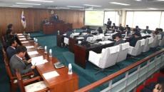 영주시의회, 11일부터 10일간 제219회 임시회 돌입,추경예산안 조례안 심의