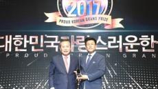 이현준 예천군수, 2017 대한민국 자랑스런 한국인 대상 수상