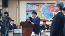 [포토뉴스]대구시 국정감사, 권영진 시장 선서