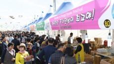 영주풍기인삼축제·산림문화 박람회 방문객50만명 기록