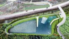 울릉군 우수저류시설로 하천범람·유실침수 피해 막는다.