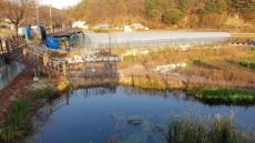 예천군, 인공습지조성운영 수질환경개선기여
