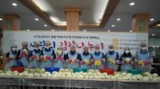 [포토뉴스]대구상공회의소 사랑나눔봉사단, 김장나눔 봉사활동