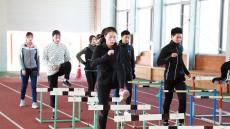 육상 국가대표 후보선수 예천서 구슬땀