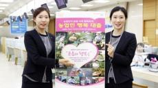 경북농협 농가소득 5,000만원 달성! 농업인 행복대출 박차