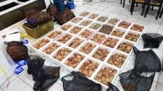 포항해경 포획금지 암컷 대게 2천390마리 보관 식당업주 구속