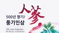 '500년 향기 풍기인삼' 영주인삼박물관 특별기획전