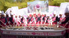 대구 달성군 '제22회 비슬산 참꽃문화제 '성료'…15만명 행사 참여
