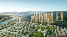SM우방, '연경지구 우방 아이유쉘' 견본주택 27일 오픈…503가구 분양