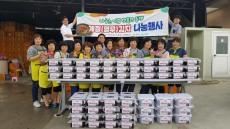 울산농협-농가주부모임, '사랑의 계절김치 나눔'