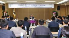 NH농협은행 울산본부, 현장경영 전략회의 열어