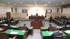 의성군의회 , 임시회 개회 제8대 군의회 의정활동 수행