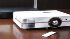 화질에 충실한 4K 홈시어터 프로젝터, 옵토마 'SUHD66'