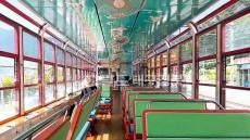백두대간 협곡관광열차 → 찜통 열차...에어컨 없어  이용객 분통