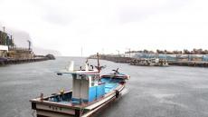 [포토뉴스]태풍북상에 피항한 어선