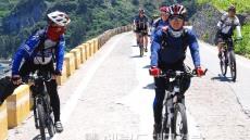 울릉해안도로 아름다운 자전거길 30선 선정....두바퀴 가을여행 낭만은 쏠쏠