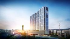 대구 '앞산 삼정그린코아 트라이시티' 12일 견본주택 공개…아파트 76가구·오피스텔 114실 분양