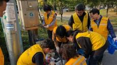 경산시, 대학가 원룸지역 생활쓰레기 무단투기 집중단속