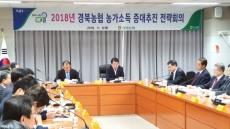 경북농협 전략회의 '농가소득 5천만원 달성하자'