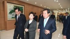 김현미 국토부장관 혁신도시 김천방문....혁신도시 발전 위해 적극도우겠다.