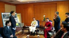 엄태항 봉화군수, 베트남 국회의장 접견....봉화베트남타운 조성 집중 논의
