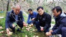 봉화군 경북도내 최초 농민수당 50만원 지급....내년 예산 30억원 편성
