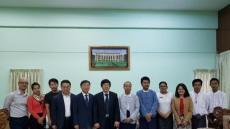 한동대, 미얀마 소재 4개 대학과 공동교육과정 시행