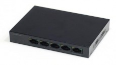 간편한 소규모 네트워크 확장 아이템, 아이피타임 PoE405
