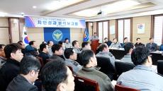 칠곡·울릉 署 치안종합성과 향상 및 교통 사망사고 예방활동 대책회의 개최