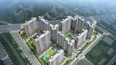 '중산 코오롱하늘채 메트로폴리스' 22일 견본주택 공개…일반 분양분 258가구 공급