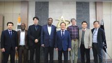 주한 에티오피아 대사, 안동대학교 방문